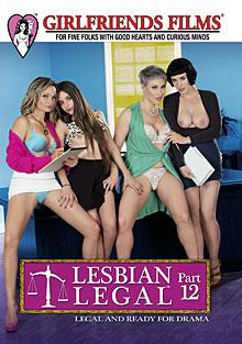 Lesbian Legal Part 12 Box Cover