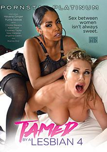 Tamed By A Lesbian 4 Box Cover