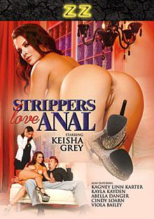 Strippers Love Anal Box Cover - Login to see Back