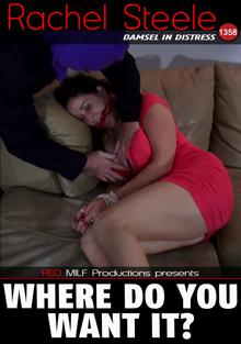 Damsel In Distress 1358 - Where Do You Want It?