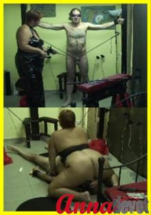 Lady Anna - FemDom with submissive slave