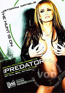 The Predator Box Cover