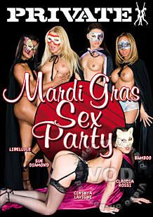 Gras sex party mardi