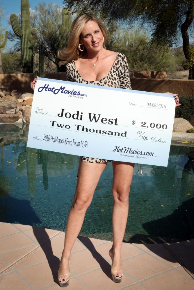 Jodi West Won Our Porn Star Tournament