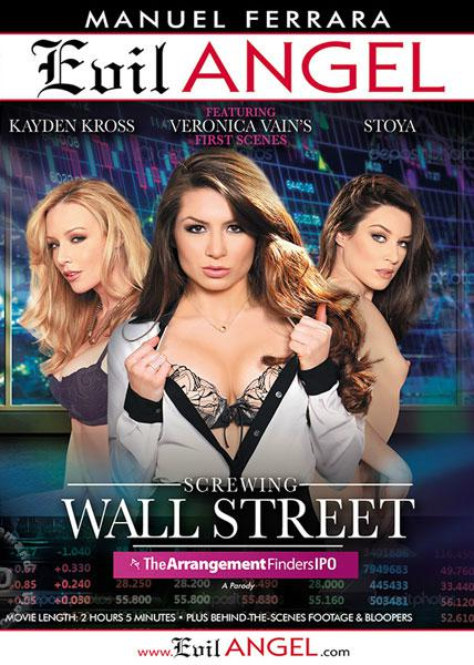 Screwing Wall Street XXX movie