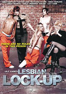 Lesbian Lock Up boxcover