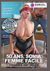 Video: Sonia, 50 And Easy As Fuck (French)