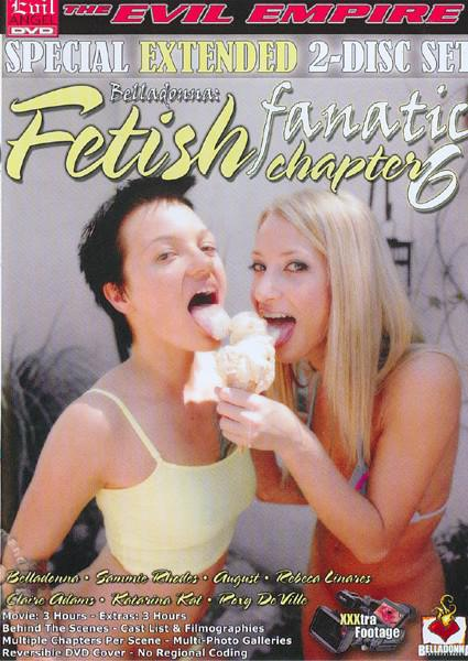 Belladonna: Fetish Fanatic Chapter 6 Box Cover
