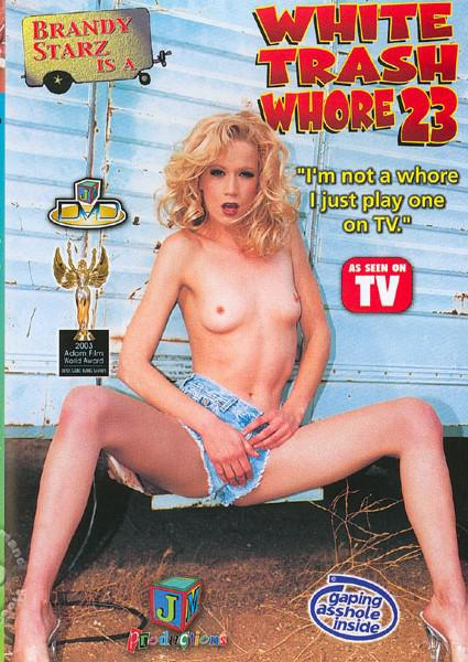 White Trash Whore 23 Box Cover
