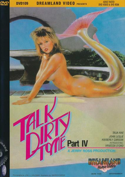 Talk Dirty To Me 4 Box Cover