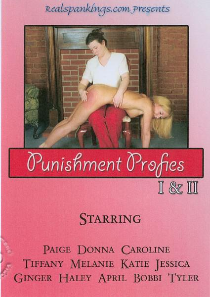 Punishment Profiles I & II Box Cover