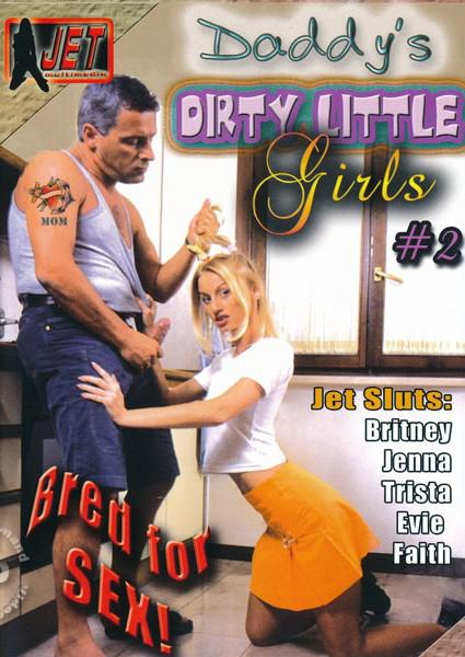 Daddy's Dirty Little Girls #2 Box Cover
