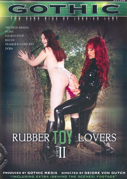 Rubber Toy Lovers Part II Box Cover