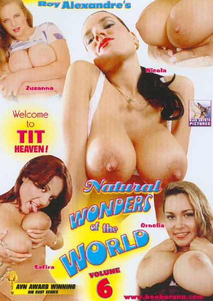 Natural Wonders of the World 6 Box Cover