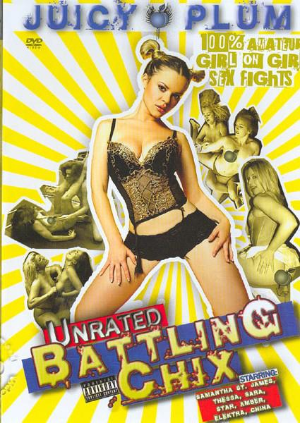 Unrated Battling Chix Box Cover