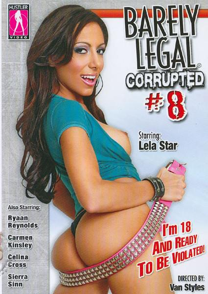 Barely Legal Corrupted #8