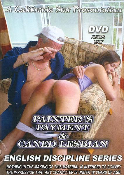 Painter's Payment & Caned Lesbian Box Cover