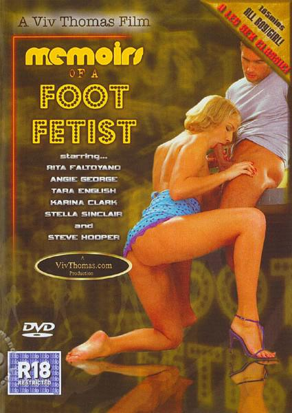 Memoirs Of A Foot Fetist Box Cover