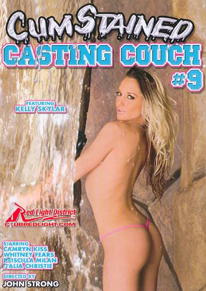 Cum Stained Casting Couch #9 Box Cover