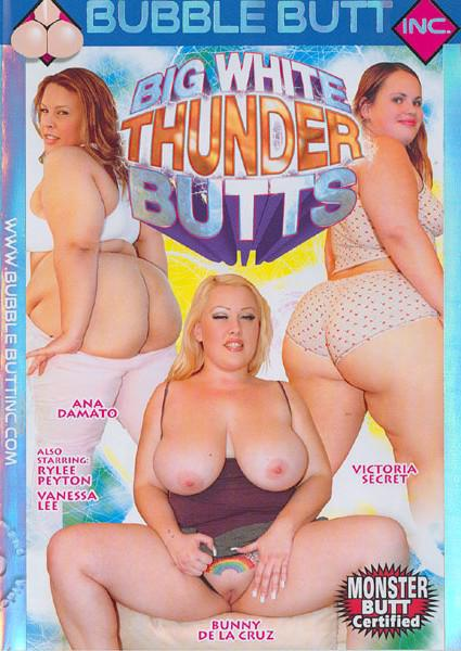 Big White Thunder Butts Box Cover