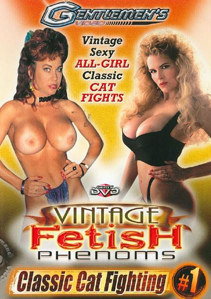 Classic Cat Fighting #1 Box Cover