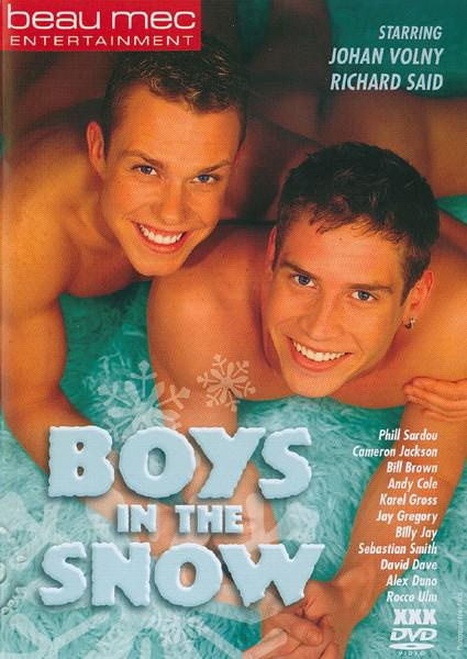 Boys In The Snow Box Cover