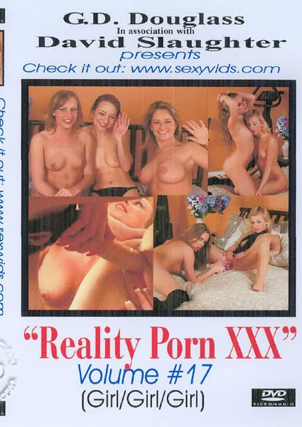 Reality Porn XXX Volume #17 Box Cover