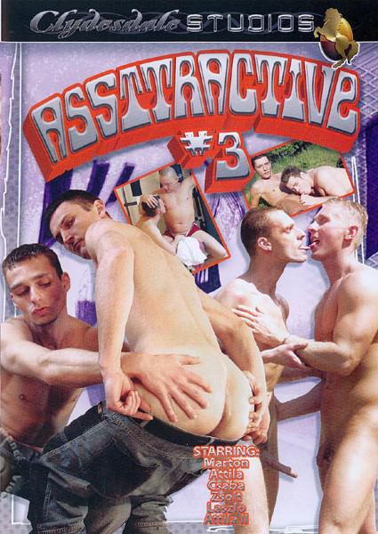 Assttractive #3 Box Cover