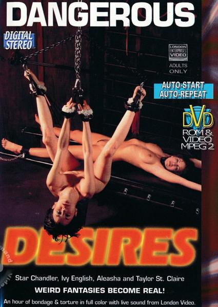 Dangerous Desires Box Cover