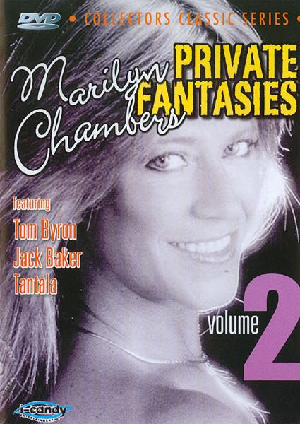 Marilyn Chambers Private Fantasies 2 Box Cover