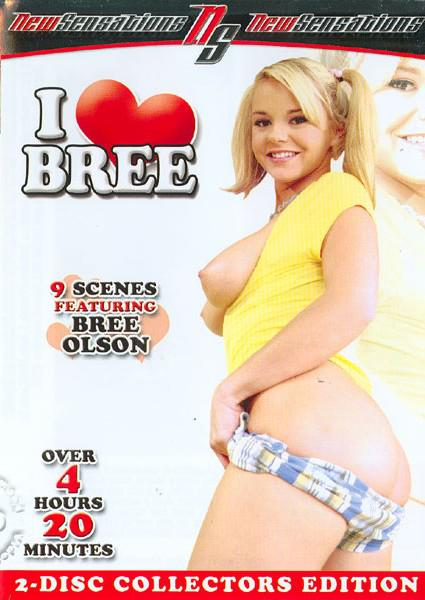 I Love Bree Box Cover