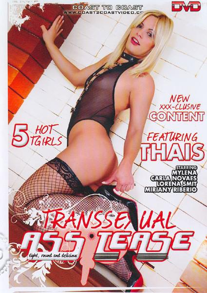 Transsexual Ass Tease Box Cover