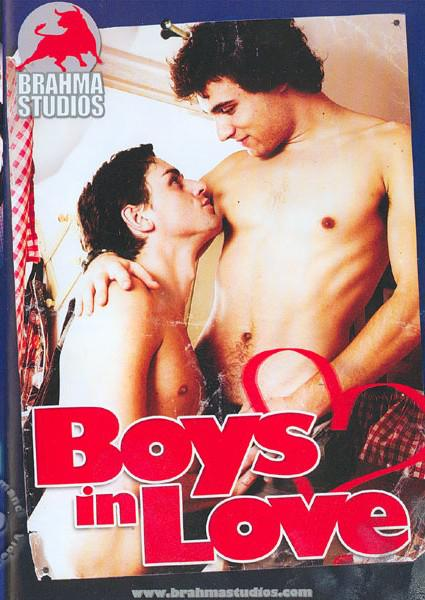 Boys In Love Box Cover