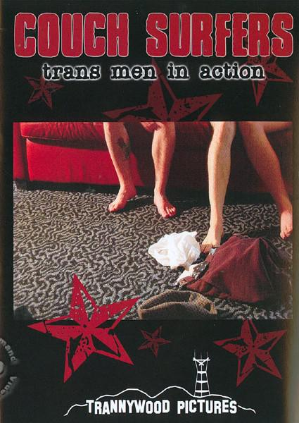 Couch Surfers - Trans Men In Action Box Cover