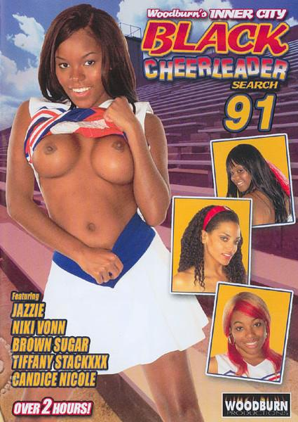 Inner City Black Cheerleader Search 91 Box Cover