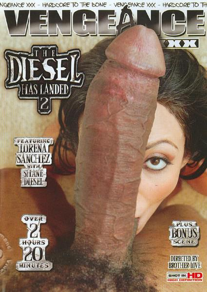 The Diesel Has Landed 2 Box Cover