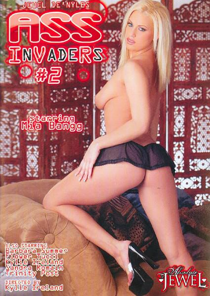 Ass Invaders #2 Box Cover