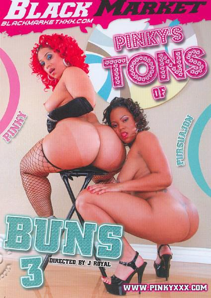 Pinky's Tons Of Buns 3 Box Cover