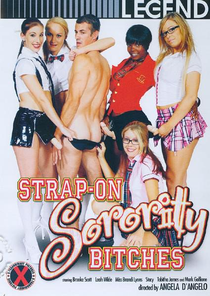 Strap-On Sorority Bitches Box Cover