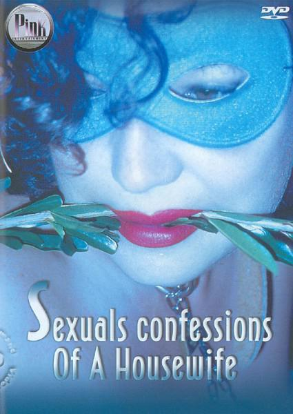 Sexuals Confessions Of A Housewife Box Cover