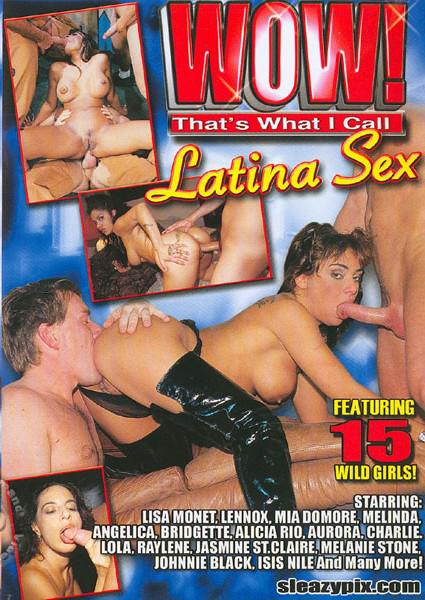 Wow! That's What I Call Latina Sex Box Cover