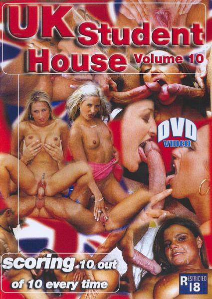 UK Student House Volume 10 Box Cover
