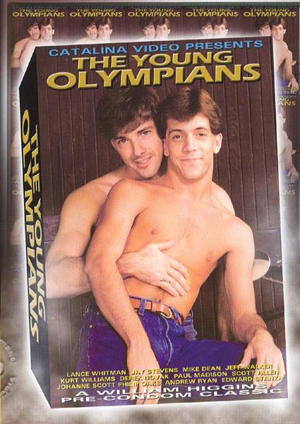 The Young Olympians Box Cover