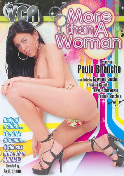 More Than A Woman Box Cover