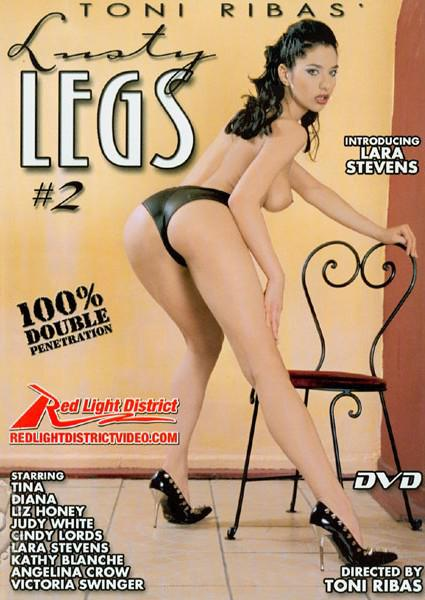 Lusty Legs #2 Box Cover