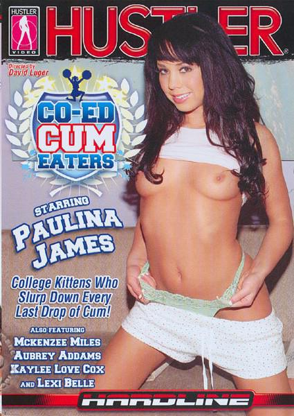 Co-Ed Cum Eaters Box Cover