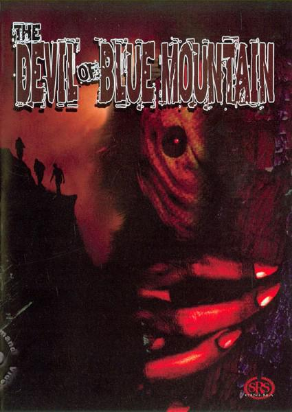 The Devil Of Blue Mountain Box Cover