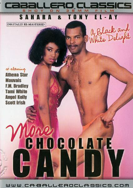 More Chocolate Candy Box Cover