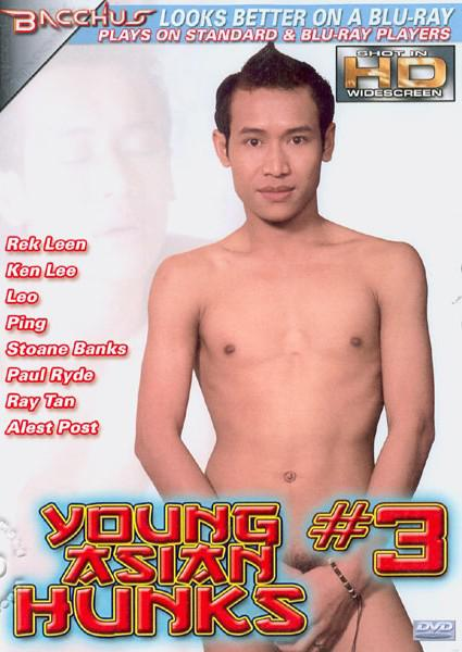 Young Asian Hunks #3 Box Cover