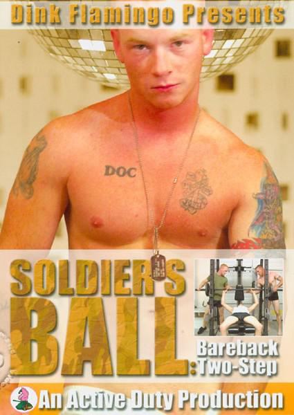 Soldier's Ball: Bareback Two-Step Box Cover